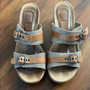 Dansko Wedge Sandal Shoes
